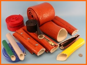 Firesleeve High Temperature Heat Protection for wires cables hoses