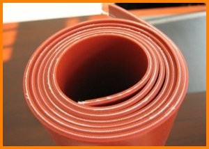 silicone rubber with fiberglass reinforcement AMS3320 AMS3315