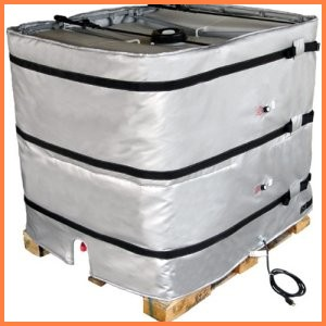 Insulated Heater for Industrial Totes